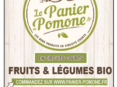 A l'affiche aujourd'hui : Le panier de Pomone