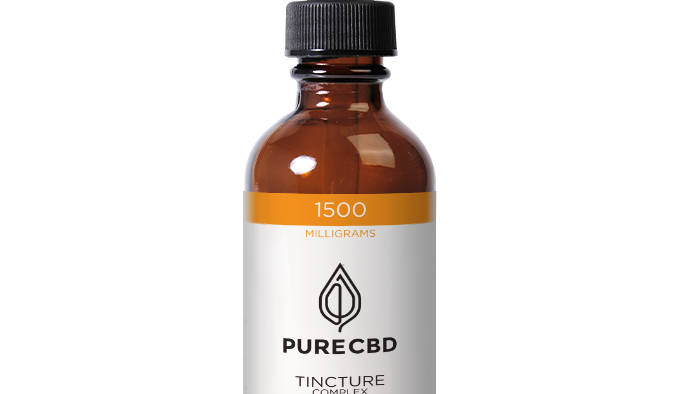 1500mg CBD Drops