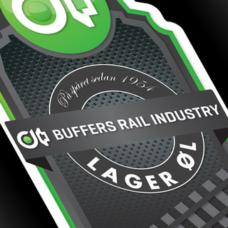 Buffers design close up