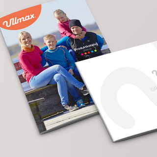 Catalogue and graphic manual for Ullmax
