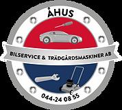 Åhus Bilservice_trädgårdsmaskiner logotype