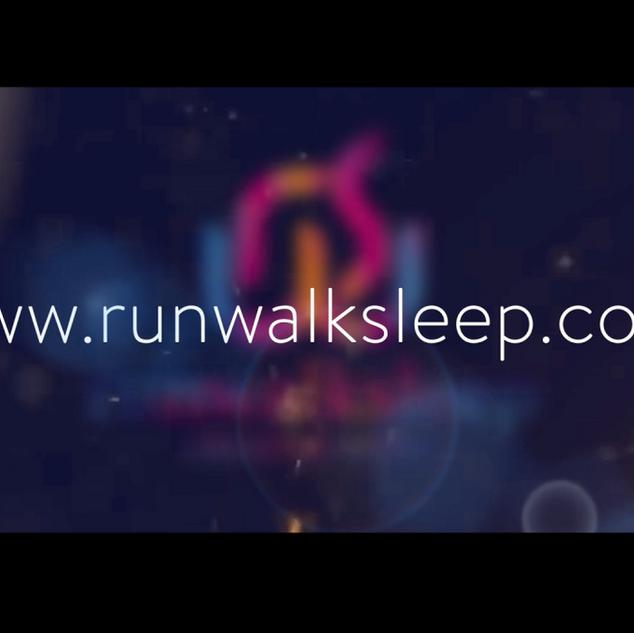 Intro film for RunWalkSleep
