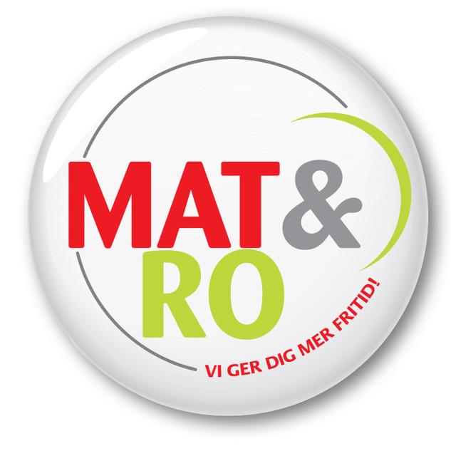 Logotype for Mat&Ro