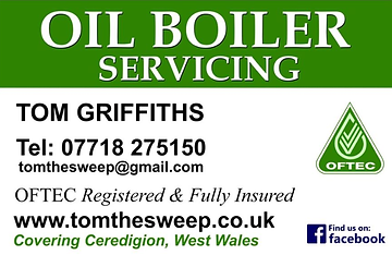 oil boiler servicing ceredigion west wales