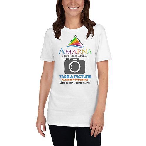 AmarnaAd Unisex T-Shirt