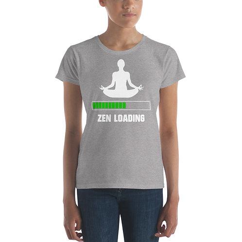 Zen Womens T-Shirt