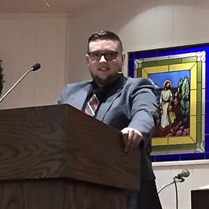 Guest Speaker: Josh Aaron
