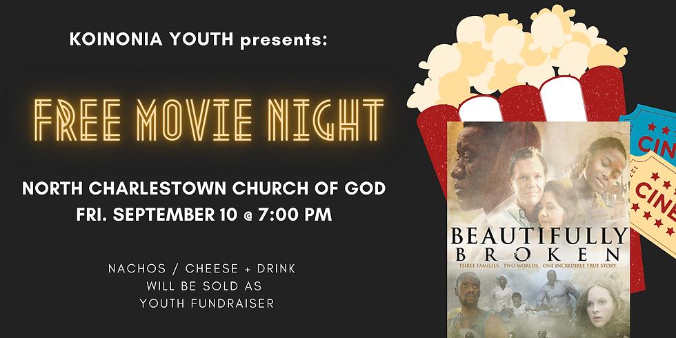 """Free Movie Night: """"Beautifully Broken"""""""