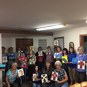 Women's Paint Night (Mother's Day Celebration)
