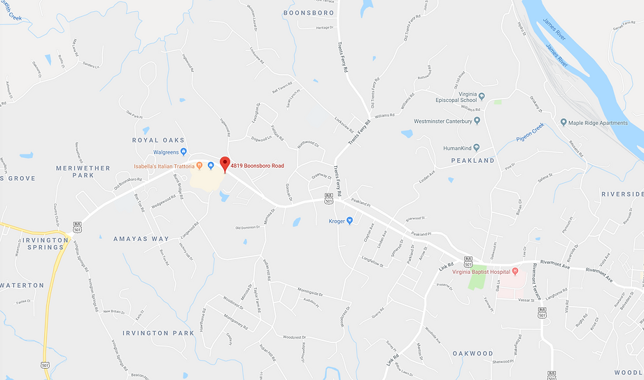 4819 Boonsboro Map.png