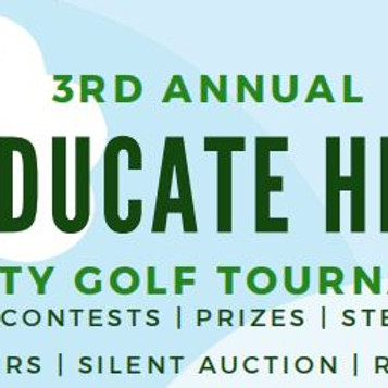 Educate HER Charity Golf Tournament