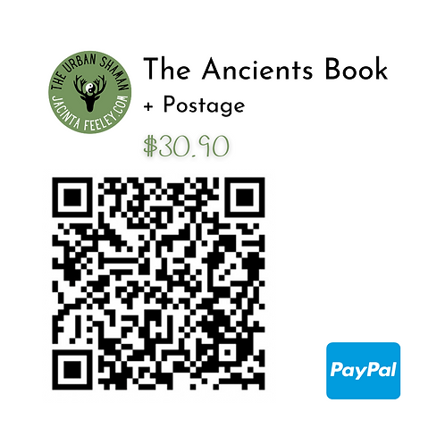 BOOK & POSTAGE The Ancients: Stories To Inspire the Awakening Soul