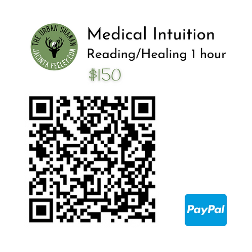 Medical Intuition Reading - Soul Healing
