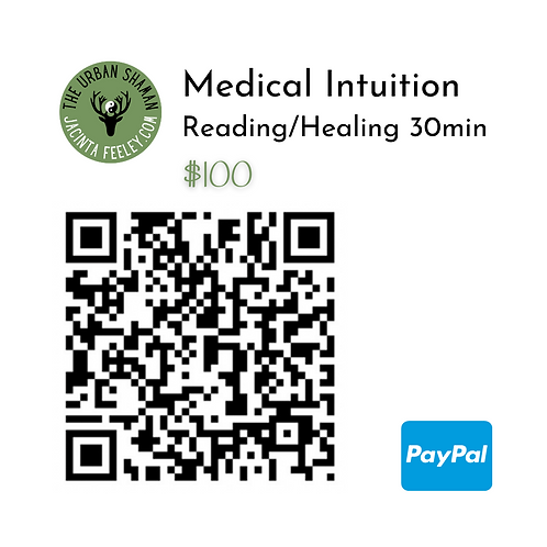 Medical Intuition Reading/Healing 30min