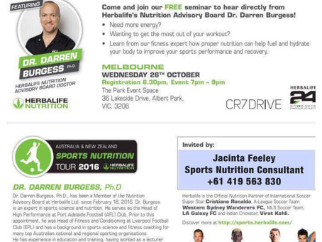 Want to know how to fuel your body?
