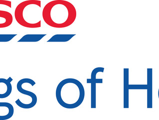 TESCO BAGS OF HELP TOKENS