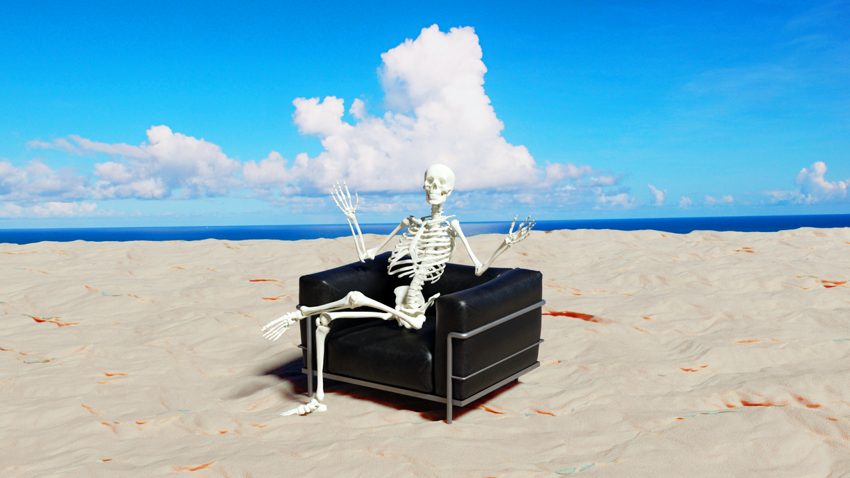skeleton on the beach.png