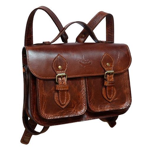 Bolsa, Mochila e Pasta Satchel  V2 Pockets  Line Store Leather - Cores