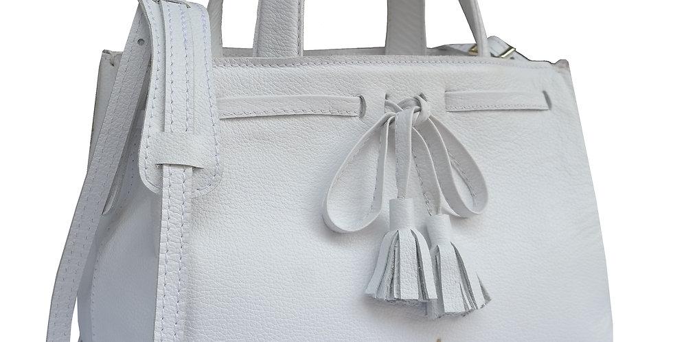 Bolsa Bardot Couro Line Store Leather - Cores Variadas
