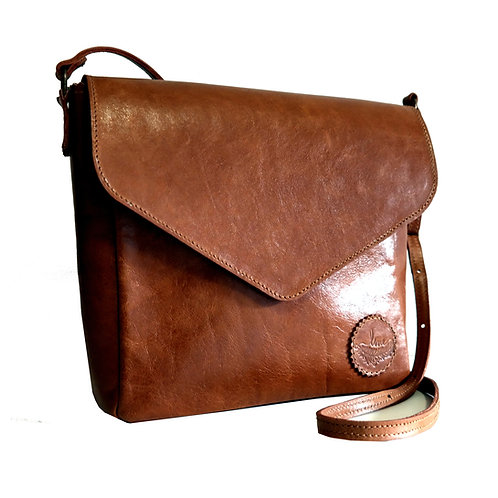 Bolsa Margot Couro Line Store Leather - Cores Sortidas