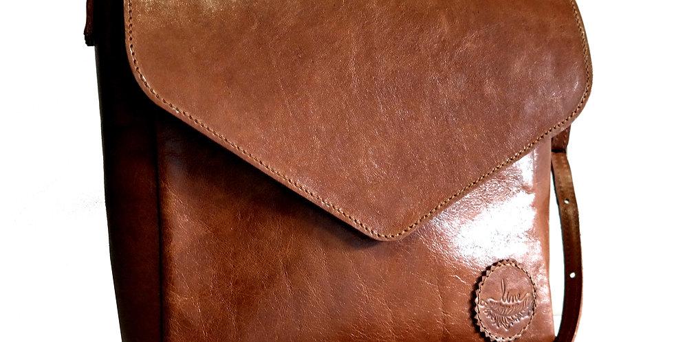 Bolsa Margot Couro Line Store Leather - Cores Sortidas