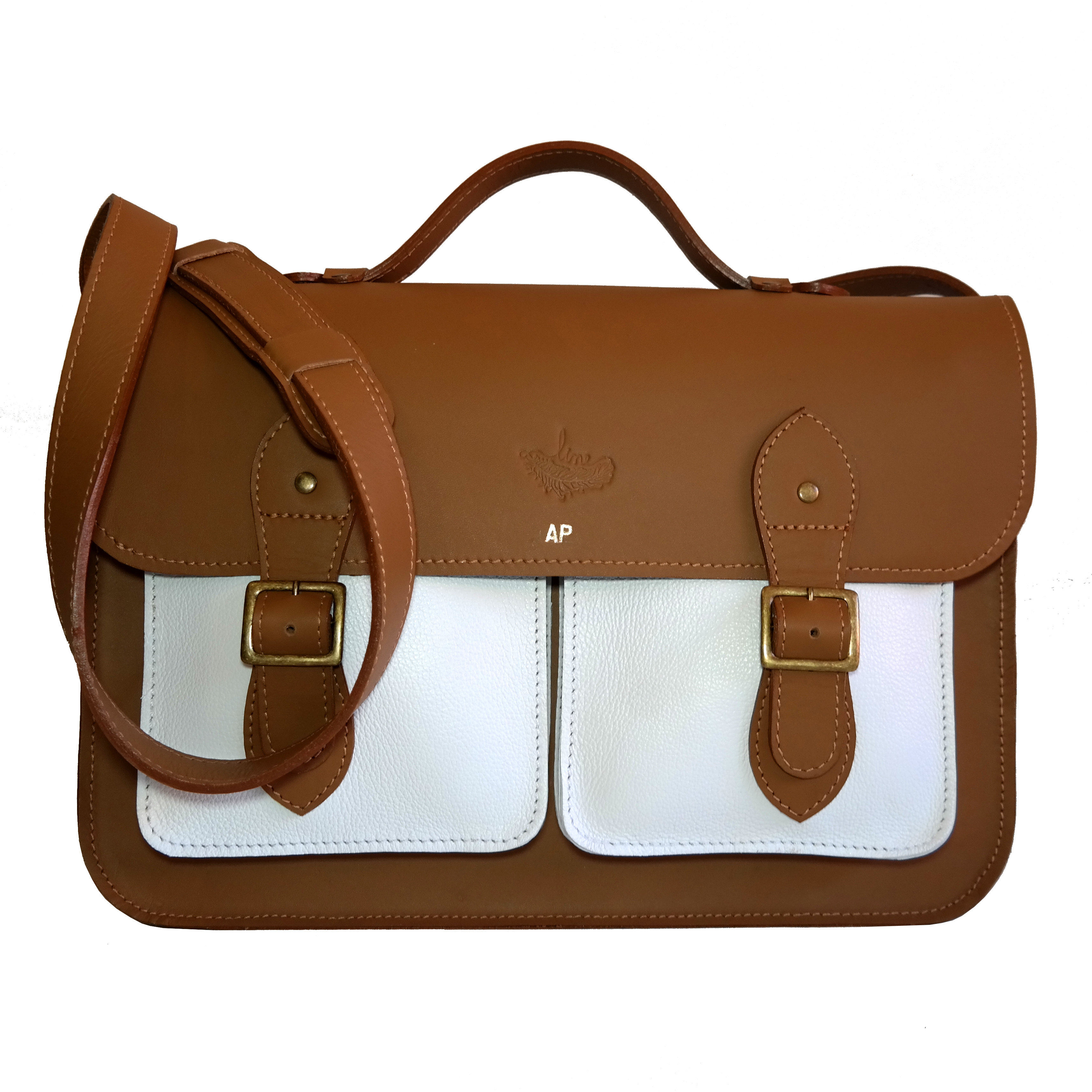 Satchel Pockets G Bicolor