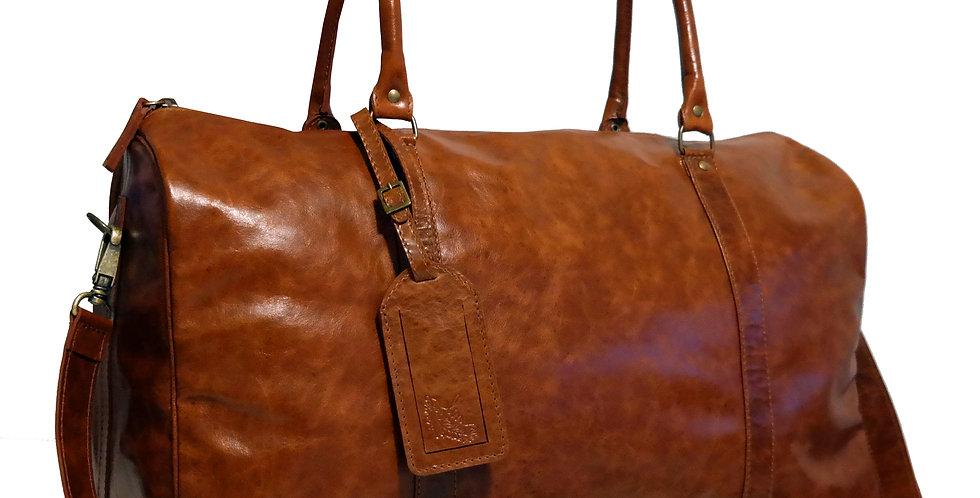 Mala Viagem Wanderlust Couro Line Store Leather - Cores Variadas