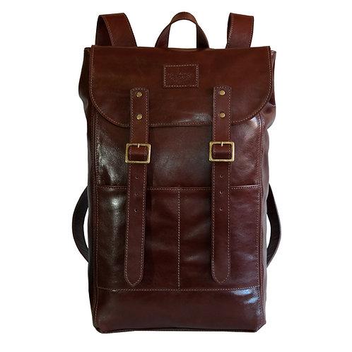 Mochila Adventure Couro Line Store Leather - Cores Variadas