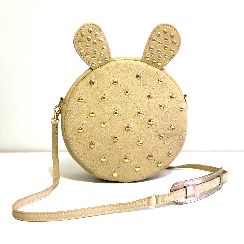 Bolsa Couro Bunnybag