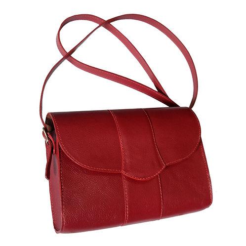 Bolsa Ruby Couro Line Store Leather - Cores Variadas
