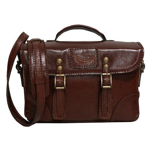 Bolsa Case Câmera Couro Line Store Leather - Cores Variadas