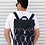 Thumbnail: Mochila Adventure Couro e Tecido Line Store Leather - Cores Variadas