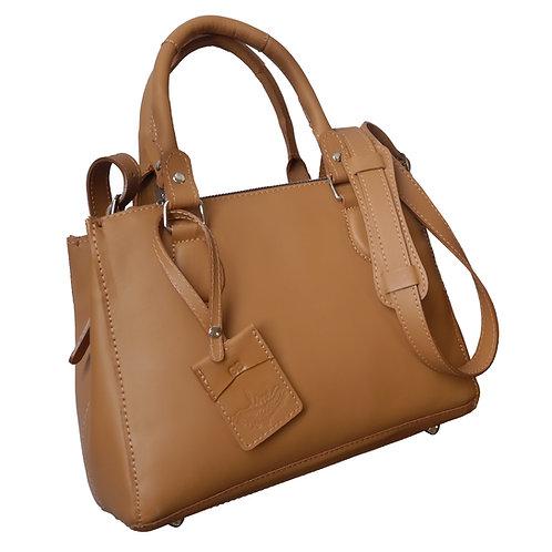 Bolsa Nora Couro Line Store Leather - Cores Variadas