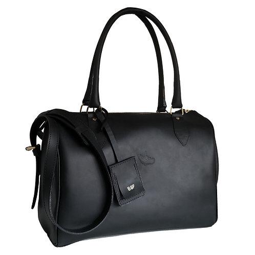 Bolsa Bowling Couro Line Store Leather - Cores Variadas