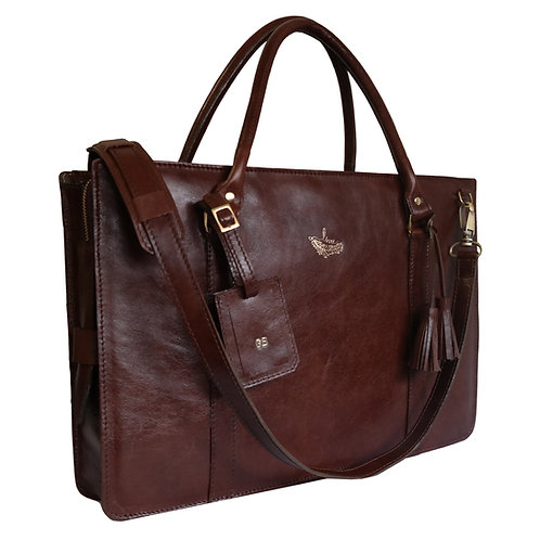 Pasta Notebook Couro Line Store Leather - Cores Variadas