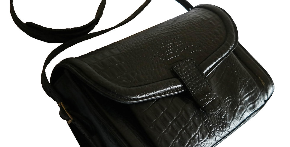 Bolsa Ellie Couro Line Store Leather - Cores Sortidas