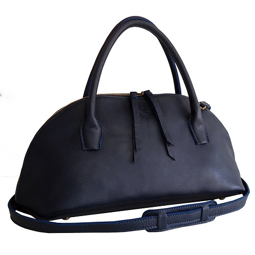 Bolsa Bowling Eve Couro Line Store Leather - Cores Variadas