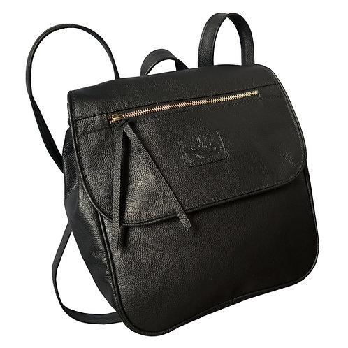 Mochila Bridget Couro Line Store Leather - Cores Variadas