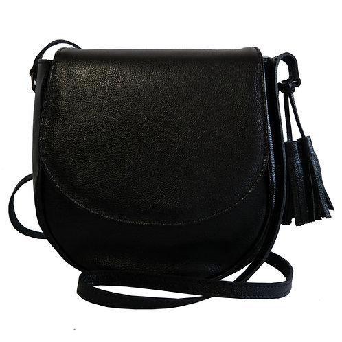 Bolsa Saddle Couro Line Store Leather - Cores Sortidas