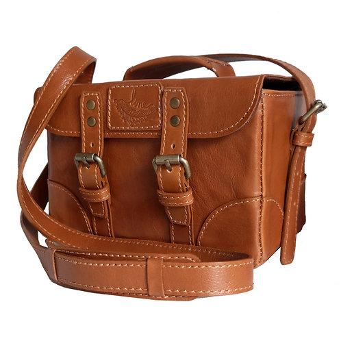 Bolsa Case Clássica Couro Line Store Leather - Cores Variadas