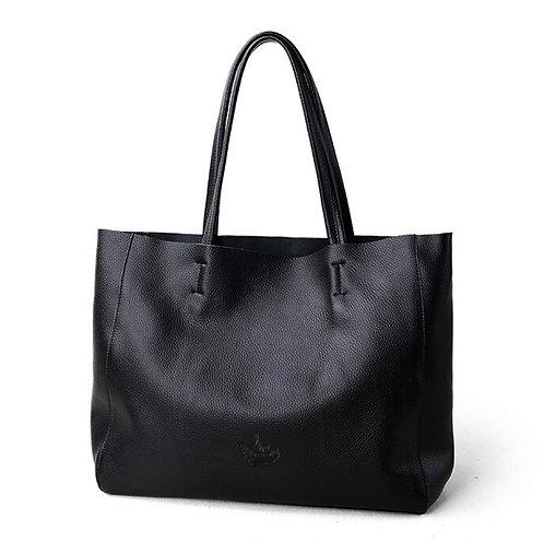 Bolsa Sacola Shopper N2 Couro Line Store Leather - Cores Variadas