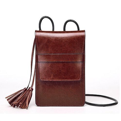 Bolsa Holder Couro Line Store Leather Celular e Documentos - Cores Variadas