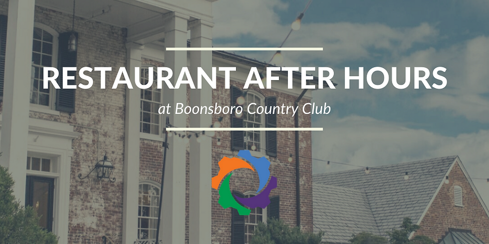 Restaurant After Hours & 5:35 Connect