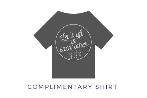 Complimentary Shirt