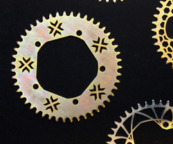 round chainring raval bike