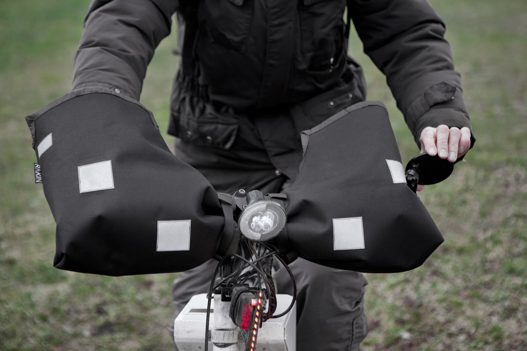 bar gloves for electric bicycle