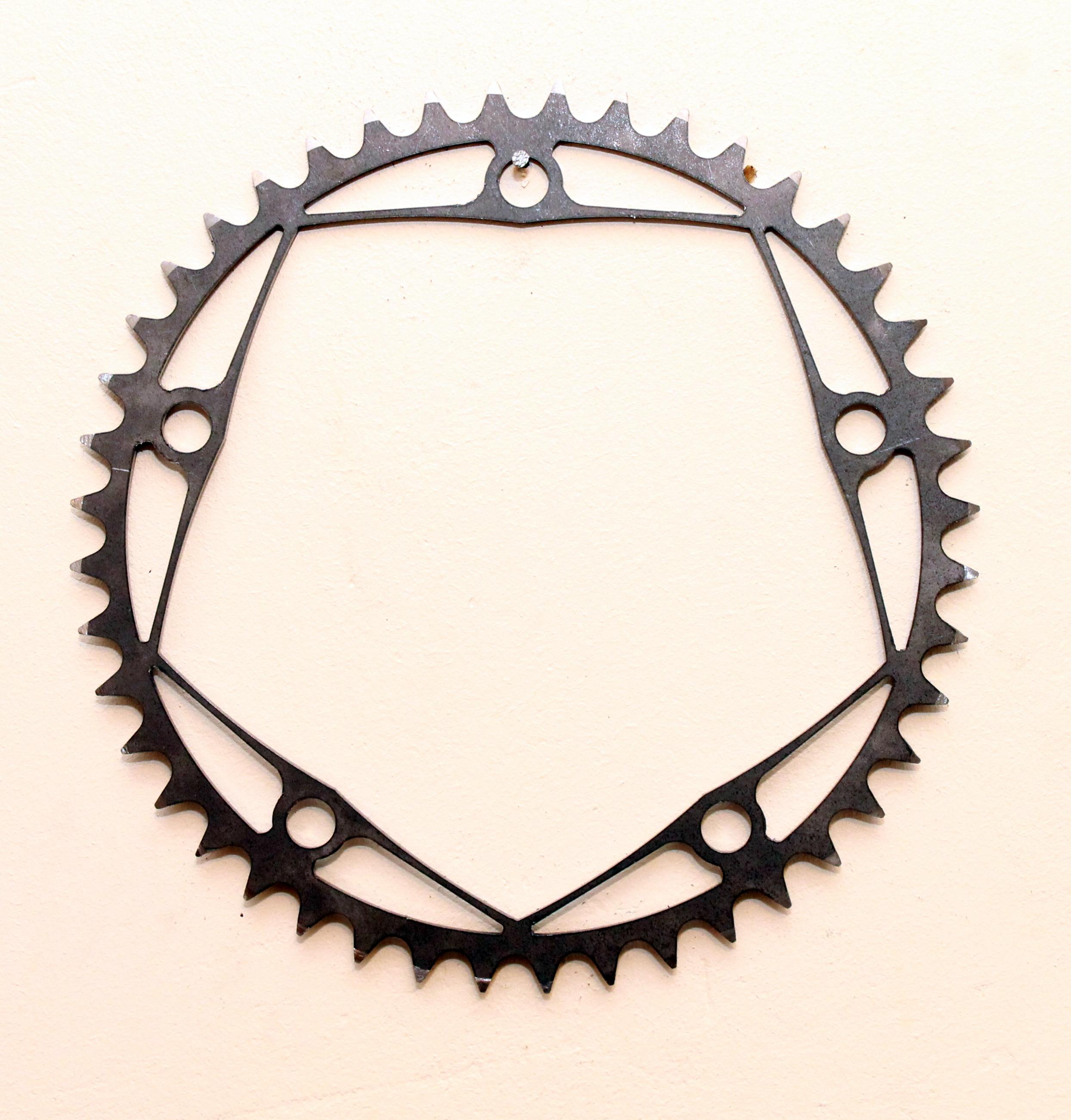 custom design round chainring