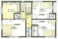 西福原建売平面図2F.jpg