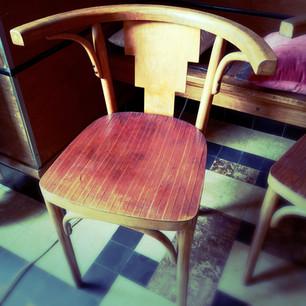 Authentieke stoelen