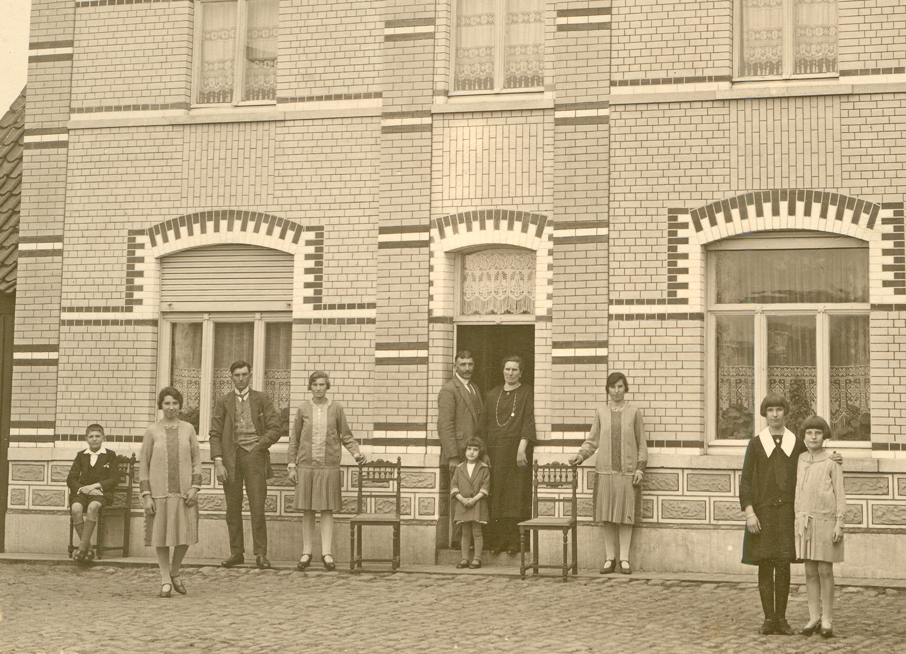 Familie De Meester - D'Hulst
